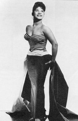 Ruth Brown is beautiful