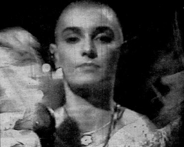 Sinead O'Connor has issues with the Pope