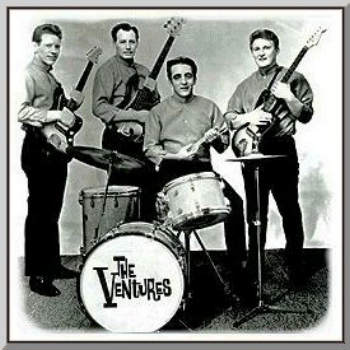 Rock and Roll Hall of Fame members the Ventures