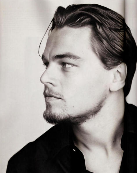 The Lonely Goatherd Blog: Leonardo DiCaprio - Proud ...